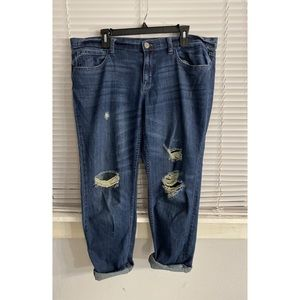 A.N.A skinny boyfriend jeans size 32/14